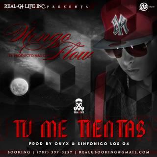 Nengo Flow – Tu Me Tientas - Reggaeton 2013 Enero