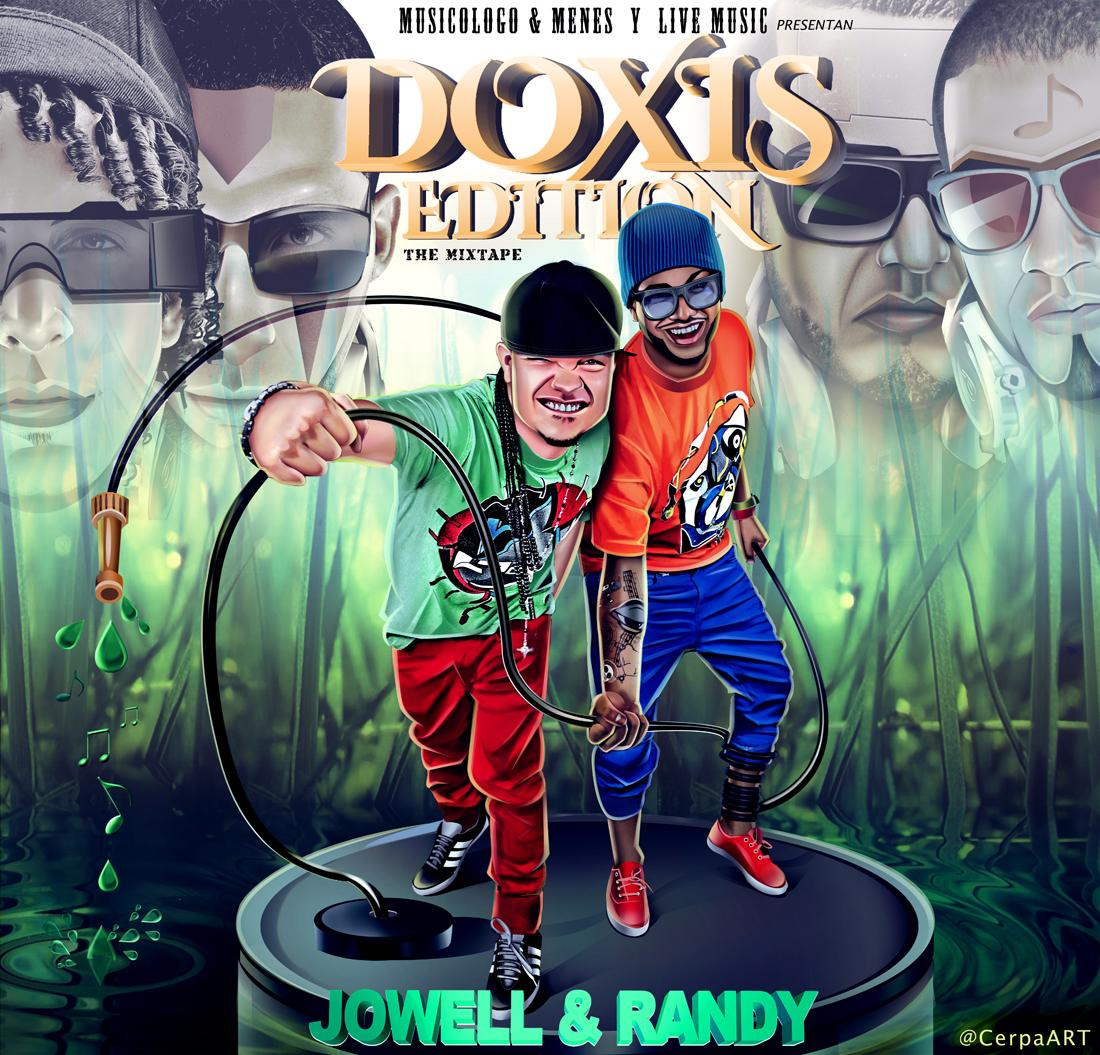 Jowell Y Randy - Doxis Edition (The Mixtape)