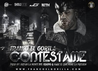 Franco El Gorila – Contestame (Original)