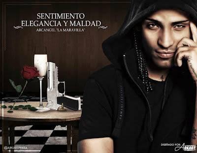 Arcangel – Por La Plata Baila El Mono (S.E.M) - Reggaeton 2013 Marzo