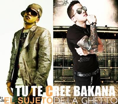 El Sujeto Ft. De La Ghetto – Tu Te Cree La Vakana (Official Remix)