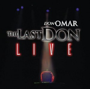 Don Omar The Last Don Live - Discografia Don Omar