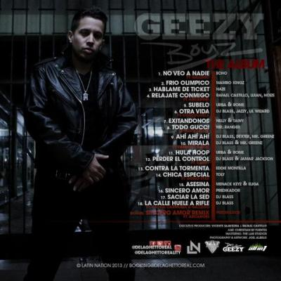 De La Ghetto - Geezy Boys The Album (2013)