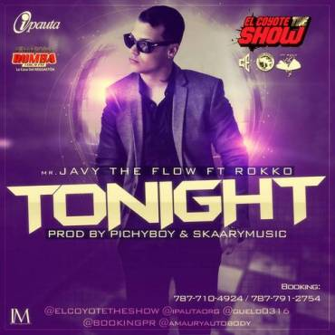 Javy The Flow Ft. Rokko – Tonight