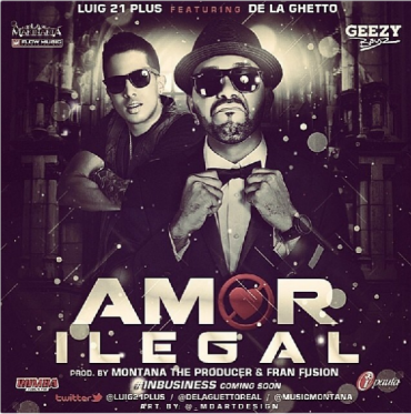 Lui-G 21 Plus Ft. De La Ghetto – Amor Ilegal (Prod. By Montana The Producer & Franfusion)