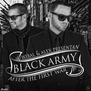 Wibal & Alex – Mundo Magico (Prod. By Poker) (Black Army) - Reggaeton 2014 Enero
