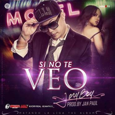 Jory Boy – Si No Te Veo (Prod. By Jan Paul)