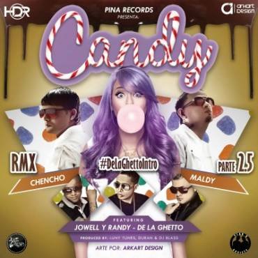 Plan B Ft. De La Ghetto Y Jowell & Randy – Candy (Official Remix) (Parte 2.5) (De La Ghetto Intro)