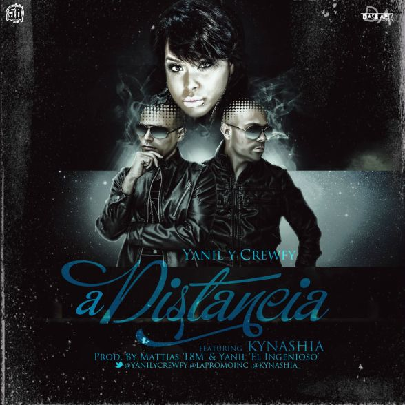 Yanil & Crewfy Ft. Kynashia - A Distancia (Prod. By Mattias L8M)
